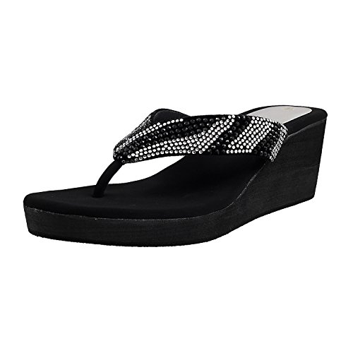 Mochi Women's Indian Footwear Occasional Platforms image