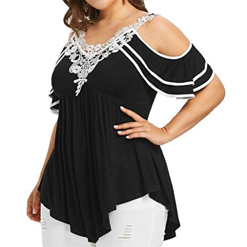 ❤️ Camiseta para Mujer Talla Grande