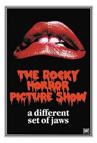 Empire 209702 Poster du film Rocky Horror Picture Show [langue