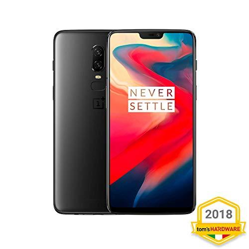oneplus 6 midnight black - 41aLmZOW0AL - OnePlus 6 Midnight Black – 8GB RAM 128 GB di Memoria – Android Dual SIM