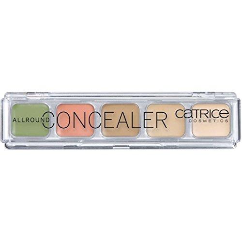 Catrice - Correcteur de teint, anti cernes/Palette Multi-Correctrice 5 Teintes 010