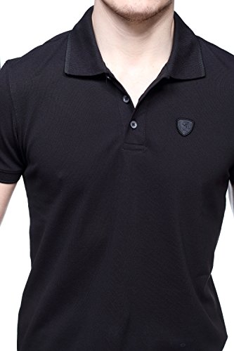 Redskins Polo-Hemd East2 Mew Black Schwarz