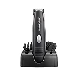 BaByliss For Men 7107U Precision Beard Trimmer - 41aLp0hwqKL - BaByliss For Men 7107U Precision Beard Trimmer