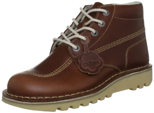 Kickers Men's Hi M Men's Boots - Tan, 9 UK