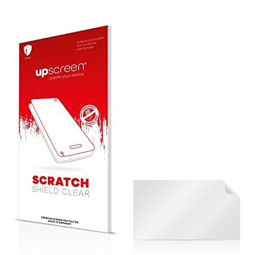 upscreen Scratch Shield Clear Bildschirmschutz Schutzfolie für Dell Alienware 17 (hochtransparent, hoher Kratzschutz)