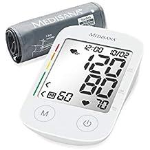 Medisana BU 535 VOICE Antebrazo 2 usuario(s) - Tensiómetro (Antebrazo, Blanco