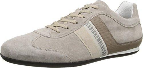 BIKKEMBERGS Herren Springer 99 Niedrige Sneaker Beige