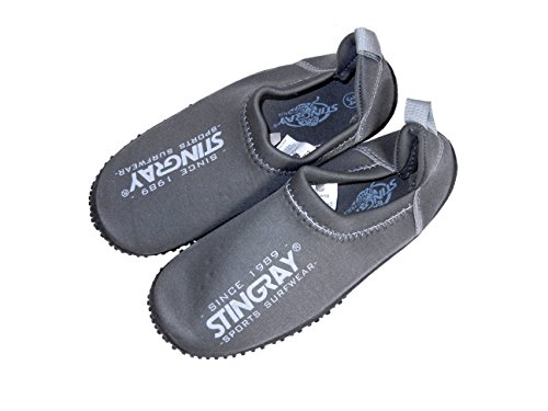 Sting Ray 08A Chaussures aquatiques anti-UV gris - Gris