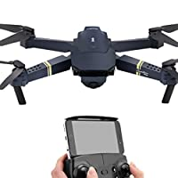 MML Helicopter Toy 2.4G 4CH 6-Axis Gyro 720P WIFI FPV Foldable Arm Selfie Drone Quadcopter w/High Hold Mode
