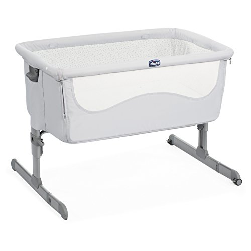 Chicco Beistellbett Next2me, light grey