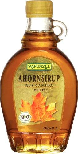 Rapunzel Ahornsirup Grad A, 1er Pack (1 x 250 ml) - Bio