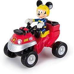 IMC Toys - Quad de Pompiers - 181915 - Disney