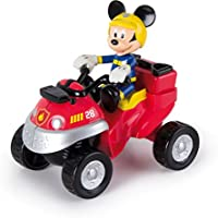 by IMC IMC Mickey Mouse Club House - Emergency Fire Quad & Figure