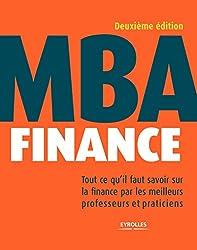 MBA Finance: Tout ce qu'il faut savoir sur la finance par les meilleurs professeurs et praticiens