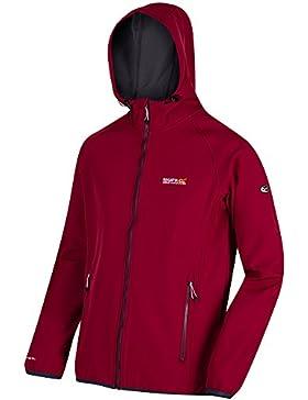 Regatta Mens Arec Lightweight Breathable Stretch Softshell Jacket