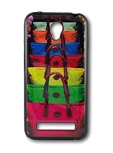 BlueArmor Sparkling Soft Back Cover Case For Swipe Elite 2 Design 12