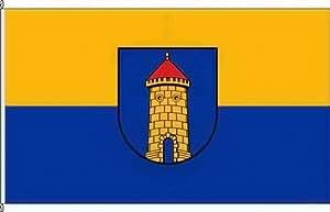 Königsbanner Hissflagge Dohna - 120 x 200cm - Flagge und Fahne