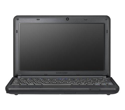 Samsung N130 10.1-inch Netbook (Intel Atom N270 1.6 GHz Processor, 1 GB RAM, 250 GB HDD, 6 Cell batt (up to 6 Hours), Webcam, Windows 7 Starter, Black)