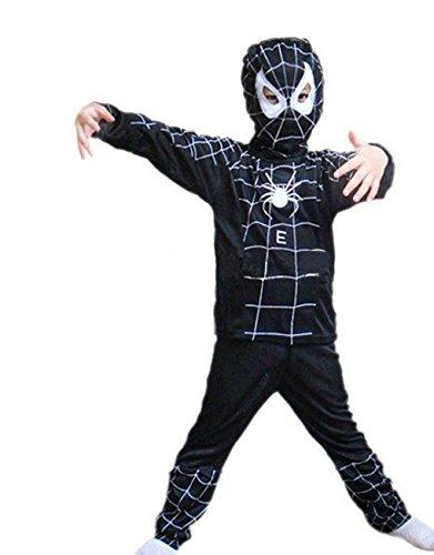 Jungen 'Venom'Super Hero Spider Big Party Kostüm