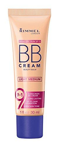 Rimmel London BB Cream SPF15Light Medium 30ml (Cream Rimmel Bb)