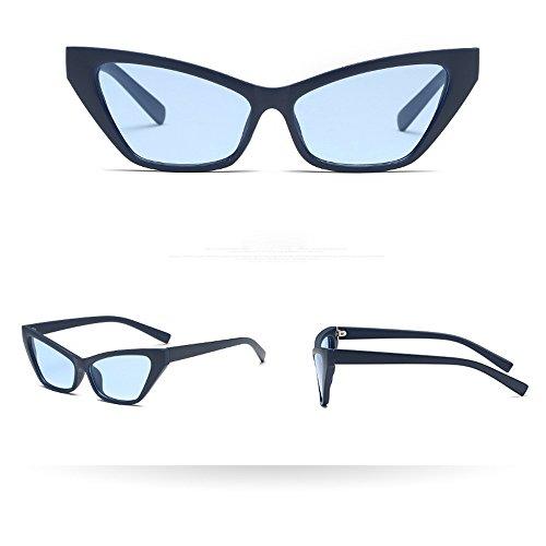Makefortune Unisex Vintage Modisch Sonnenbrille Katzenauge Retro Sonnenbrillen für Männer Damen...
