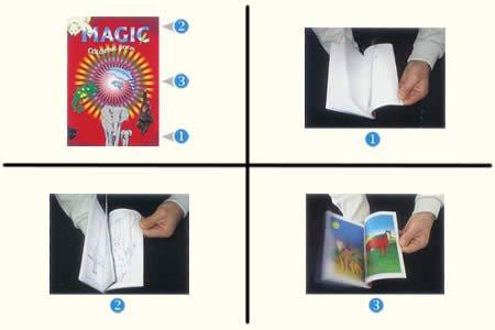 Magic Tricks - Magic Coloring Book by Di Fatta Magic