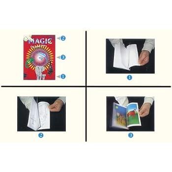 """Livre magique de coloriage """"tour de magie"""": Amazon.fr"""