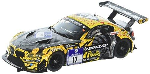 Scalextric Nurburgring C3847 BMW Z4 GT3