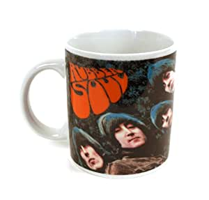 Rubber Soul Mug, Official Beatles Album Cover
