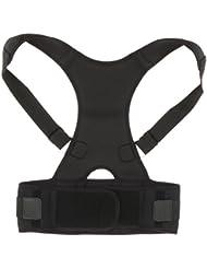 Gazechimp Geradehalter zur Haltungskorrektur für Damen und Herren, stabil aber komfort Schulter Rücken Halterung Stabilisator