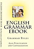 English Grammar, Punctuation and Capitalization