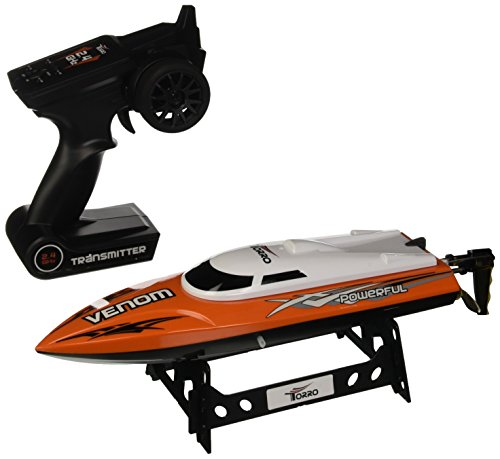 Torro U001 - RC Speedboot 2.4 GHz, orange