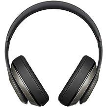 Beats by Dr. Dre Studio 2.0 - Auriculares de diadema cerrados (reducción de ruido), color titanio