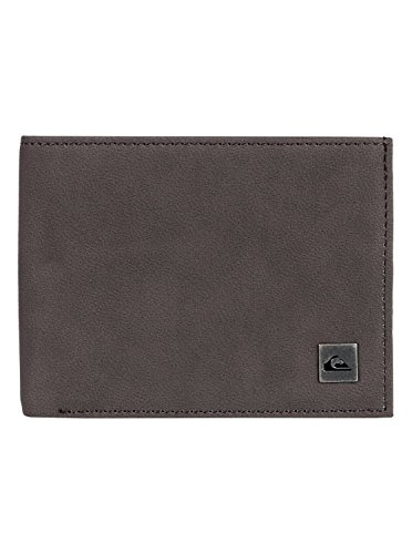 Quiksilver Bridgies - Tri-Fold Wallet - Männer (Wallet Tri-fold Logo)