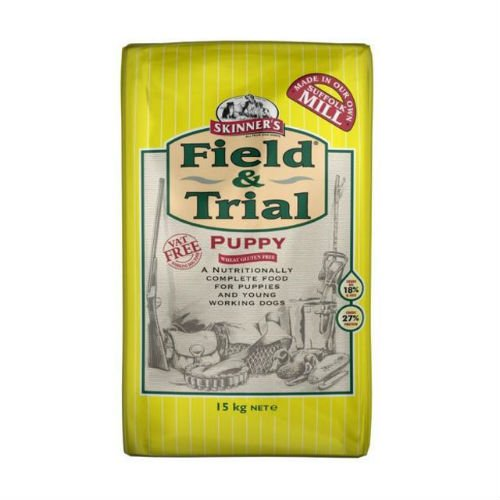 Skinners Field and Trial Puppy Dogs Food 15kg