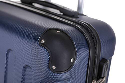 BEIBYE Hartschalen-Koffer 3er-Set mit überragender Preis-Leistung - 5