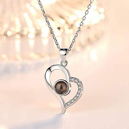 4425ec90e754 Memory of Love Series - Joyería fina para mujer  pulsera collar anillo  opcional