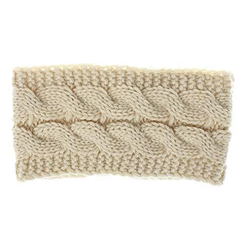 Cuiyoush Haarband für Frauen/Mädchen, breit, elastisch, elastisch
