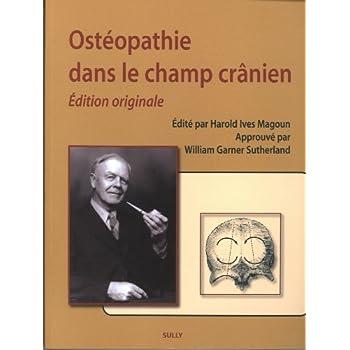 Ostéopathie dans le champ crânien