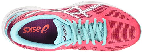 ASICS Gel-ds Trainer 21 - Scarpe Running Donna, Rosa (diva Pink/white/turquoise 2001), 42 EU Rosa (diva Pink/white/turquoise 2001)