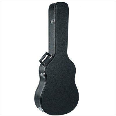 Ortola 0986-001 - Estuche guitarra clásica, color negro