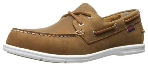 Sebago Litesides Two Eye Fgl, Scarpe da Barca Uomo, Marrone (Brown Cognac), 40 EU