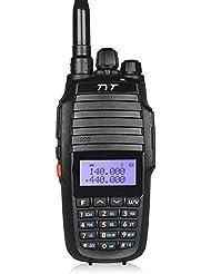TYT TH-UV8000D 10 W Transceptor Walkie Talkie De Doble Banda Radio De Dos Vías