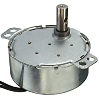 Tradico® Turntable Synchronous Motor For Cooker AC 220V-240V 5-6RPM 50/60hz 4W CW/CCW