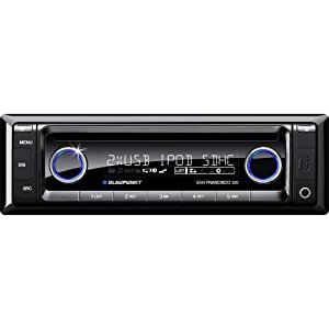 blaupunkt san francisco 320 world autoradio avec lecteur cd mp3 fente pour cartes sd usb 2 0 4 x. Black Bedroom Furniture Sets. Home Design Ideas