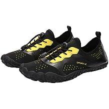 72605c3f21cd5 Mini Balabala Zapatos de Agua para Buceo Snorkel Surf Piscina Playa Vela Mar  Río Aqua Cycling