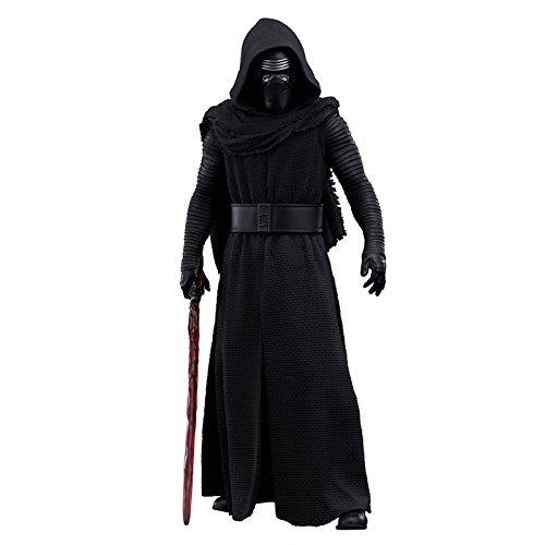 Kotobukiya KotSW109 - Star Wars Episode VII - Das Erwachen der Macht - ARTFX+ Series - Kylo Ren Statue, 19 cm (Regal Star Wars Kostüm)