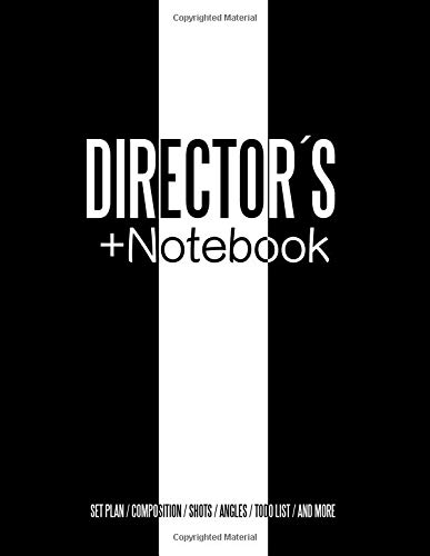 Directors + Notebook: Cinema Notebooks for Cinema Artists par Juan Sebastian Valencia