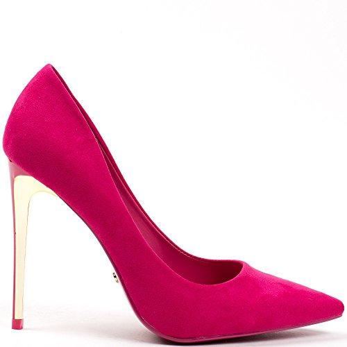 Ideal Shoes ,  Scarpe col tacco donna Fuchsia
