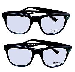 ASLAM stylish Sunglass For Men(Pack Off 2)